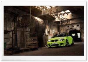 BMW 1 Serie M HD Wide Wallpaper for Widescreen