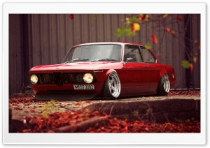 BMW 2002 HD Wide Wallpaper for Widescreen