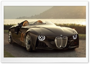 BMW 328 Concept Car HD Wide Wallpaper for Widescreen