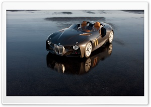 BMW 328 Hommage HD Wide Wallpaper for Widescreen