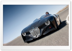 BMW 328 Hommage Concept Car HD Wide Wallpaper for 4K UHD Widescreen desktop & smartphone