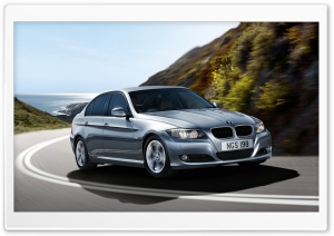 BMW 3 Series HD Wide Wallpaper for Widescreen