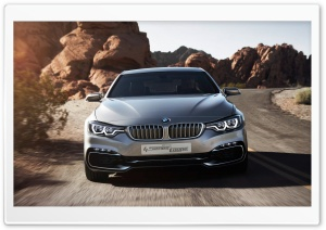BMW 4-Series Coupe - 2013 HD Wide Wallpaper for Widescreen