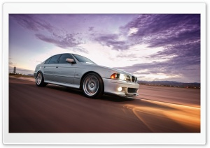 BMW 5 Series HD Wide Wallpaper for Widescreen