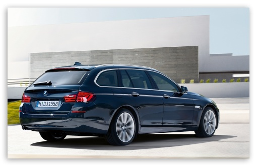 BMW 5 Series Touring F11   Exterior Design   Rear Angle View HD wallpaper for Wide 16:10 5:3 Widescreen WHXGA WQXGA WUXGA WXGA WGA ; HD 16:9 High Definition WQHD QWXGA 1080p 900p 720p QHD nHD ; Standard 4:3 3:2 Fullscreen UXGA XGA SVGA DVGA HVGA HQVGA devices ( Apple PowerBook G4 iPhone 4 3G 3GS iPod Touch ) ; iPad 1/2/Mini ; Mobile 4:3 5:3 3:2 16:9 - UXGA XGA SVGA WGA DVGA HVGA HQVGA devices ( Apple PowerBook G4 iPhone 4 3G 3GS iPod Touch ) WQHD QWXGA 1080p 900p 720p QHD nHD ;