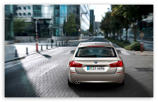 BMW 5 Series Touring F11 In Milano Beige   Rear HD wallpaper for Standard 4:3 5:4 Fullscreen UXGA XGA SVGA QSXGA SXGA ; Wide 16:10 5:3 Widescreen WHXGA WQXGA WUXGA WXGA WGA ; HD 16:9 High Definition WQHD QWXGA 1080p 900p 720p QHD nHD ; Other 3:2 DVGA HVGA HQVGA devices ( Apple PowerBook G4 iPhone 4 3G 3GS iPod Touch ) ; Mobile VGA WVGA iPhone iPad PSP Phone - VGA QVGA Smartphone ( PocketPC GPS iPod Zune BlackBerry HTC Samsung LG Nokia Eten Asus ) WVGA WQVGA Smartphone ( HTC Samsung Sony Ericsson LG Vertu MIO ) HVGA Smartphone ( Apple iPhone iPod BlackBerry HTC Samsung Nokia ) Sony PSP Zune HD Zen ; Tablet 2 ;