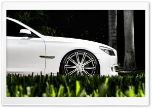 BMW 7 Series HD Wide Wallpaper for Widescreen