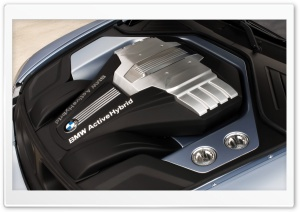 BMW Activehybrid Engine Ultra HD Wallpaper for 4K UHD Widescreen desktop, tablet & smartphone