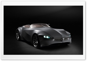 BMW Concept HD Wide Wallpaper for Widescreen