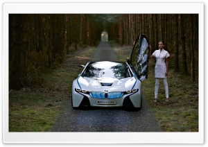 BMW Concept Car HD Wide Wallpaper for Widescreen