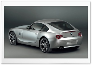 BMW Concept Z4 Coupe 1 HD Wide Wallpaper for Widescreen