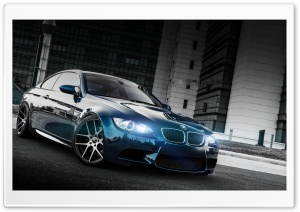 BMW E92 M3 HD Wide Wallpaper for Widescreen