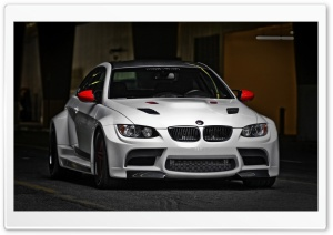 BMW GTRS3 Tuning HD Wide Wallpaper for Widescreen