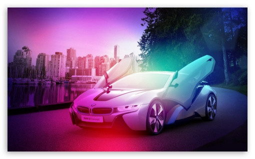 BMW i8 HD wallpaper for Wide 5:3 Widescreen WGA ; HD 16:9 High Definition WQHD QWXGA 1080p 900p 720p QHD nHD ; Standard 4:3 Fullscreen UXGA XGA SVGA ; iPad 1/2/Mini ; Mobile 4:3 5:3 16:9 - UXGA XGA SVGA WGA WQHD QWXGA 1080p 900p 720p QHD nHD ;