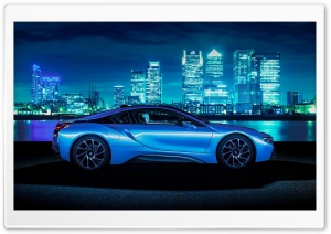 BMW i8 HD Wide Wallpaper for 4K UHD Widescreen desktop & smartphone