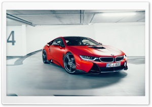 BMW i8 Ac-Schnitzer ACS8 2017 HD Wide Wallpaper for 4K UHD Widescreen desktop & smartphone