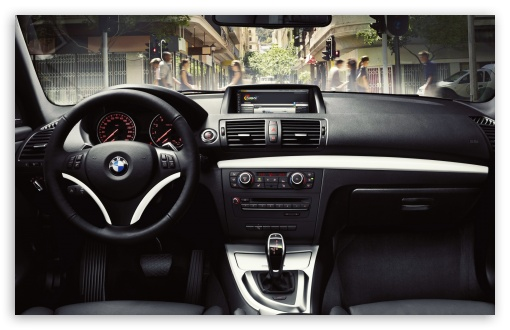 BMW Interior HD wallpaper for Wide 16:10 5:3 Widescreen WHXGA WQXGA WUXGA WXGA WGA ; HD 16:9 High Definition WQHD QWXGA 1080p 900p 720p QHD nHD ; Mobile 5:3 16:9 - WGA WQHD QWXGA 1080p 900p 720p QHD nHD ;