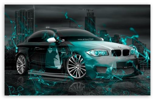 Download BMW M1 Anime Boy Aerography Energy Car 2015... UltraHD Wallpaper