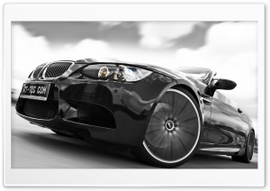BMW M3 Cabrio HD Wide Wallpaper for Widescreen