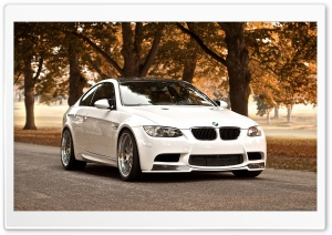 BMW M3 Photo Session HD Wide Wallpaper for Widescreen