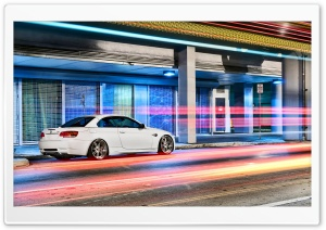 BMW M3 White HD Wide Wallpaper for Widescreen