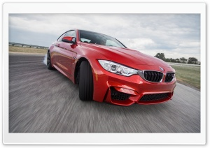 BMW M4 HD Wide Wallpaper for Widescreen