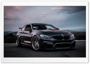 BMW M4 Coupe HD Wide Wallpaper for Widescreen