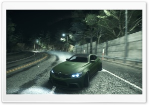 BMW M4 Need For Speed 2015