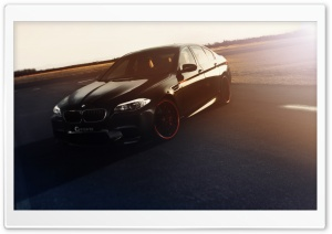 BMW M5 HD Wide Wallpaper for Widescreen