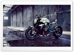 BMW Motorcycle Ultra HD Wallpaper for 4K UHD Widescreen desktop, tablet & smartphone