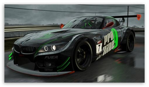 Bmw Race Car 4k Hd Desktop Wallpaper For 4k Ultra Hd Tv