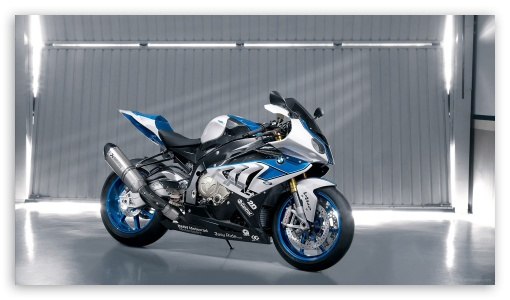 Download BMW S1000RR HD Wallpaper
