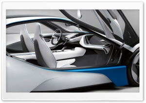 BMW Vision HD Wide Wallpaper for Widescreen
