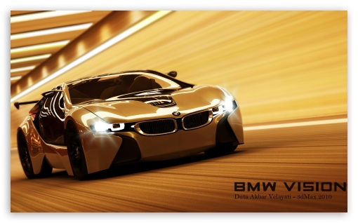 BMW Vision 3D Max ❤ 4K UHD Wallpaper for Wide 5:3 Widescreen WGA ; 4K UHD 16:9 Ultra High Definition 2160p 1440p 1080p 900p 720p ; Mobile 5:3 16:9 - WGA 2160p 1440p 1080p 900p 720p ;