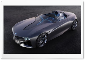 BMW Vision Connecteddrive Photo HD Wide Wallpaper for 4K UHD Widescreen desktop & smartphone