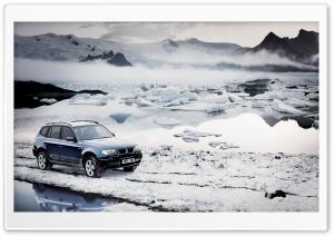 BMW Winter HD Wide Wallpaper for Widescreen