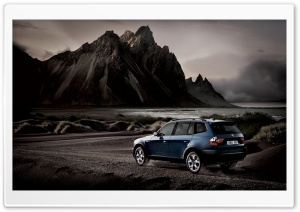 BMW X3 HD Wide Wallpaper for Widescreen
