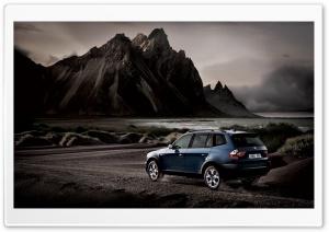 BMW X3 HD Wide Wallpaper for Widescreen