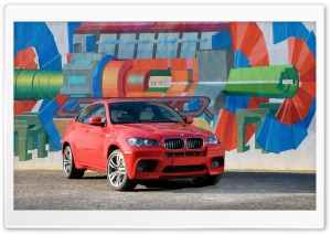 BMW X6 HD Wide Wallpaper for Widescreen