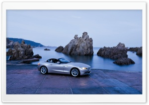 BMW Z4 Cabrio HD Wide Wallpaper for Widescreen
