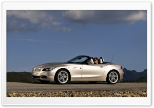 BMW Z4 Car HD Wide Wallpaper for Widescreen