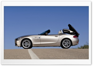 BMW Z4 Car 4 HD Wide Wallpaper for Widescreen