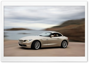 BMW Z4 Car 7 HD Wide Wallpaper for Widescreen