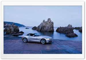 BMW Z4 Car 8 HD Wide Wallpaper for Widescreen