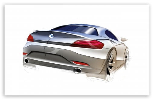 BMW Z4 Roadster Sketch HD wallpaper for Standard 4:3 5:4 Fullscreen UXGA XGA SVGA QSXGA SXGA ; Wide 16:10 5:3 Widescreen WHXGA WQXGA WUXGA WXGA WGA ; HD 16:9 High Definition WQHD QWXGA 1080p 900p 720p QHD nHD ; Other 3:2 DVGA HVGA HQVGA devices ( Apple PowerBook G4 iPhone 4 3G 3GS iPod Touch ) ; Mobile VGA WVGA iPhone iPad PSP Phone - VGA QVGA Smartphone ( PocketPC GPS iPod Zune BlackBerry HTC Samsung LG Nokia Eten Asus ) WVGA WQVGA Smartphone ( HTC Samsung Sony Ericsson LG Vertu MIO ) HVGA Smartphone ( Apple iPhone iPod BlackBerry HTC Samsung Nokia ) Sony PSP Zune HD Zen ;
