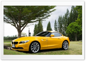 BMW Z4 sDrive20i Ultra HD Wallpaper for 4K UHD Widescreen desktop, tablet & smartphone