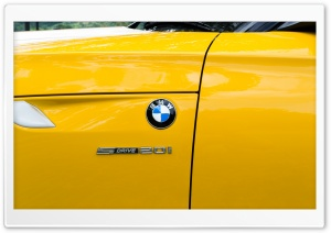 BMW Z4 sDrive20i HD Wide Wallpaper for 4K UHD Widescreen desktop & smartphone
