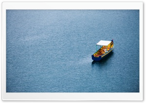 Boat HD Wide Wallpaper for Widescreen