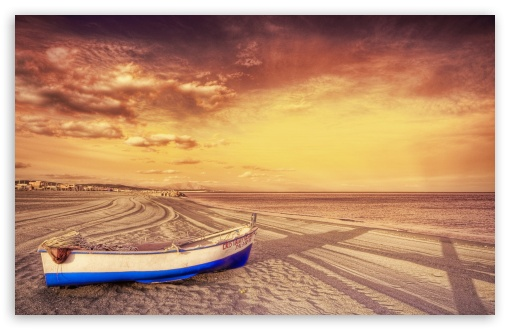 Boat On The Beach HD wallpaper for Wide 16:10 5:3 Widescreen WHXGA WQXGA WUXGA WXGA WGA ; HD 16:9 High Definition WQHD QWXGA 1080p 900p 720p QHD nHD ; Standard 4:3 5:4 3:2 Fullscreen UXGA XGA SVGA QSXGA SXGA DVGA HVGA HQVGA devices ( Apple PowerBook G4 iPhone 4 3G 3GS iPod Touch ) ; Tablet 1:1 ; iPad 1/2/Mini ; Mobile 4:3 5:3 3:2 16:9 5:4 - UXGA XGA SVGA WGA DVGA HVGA HQVGA devices ( Apple PowerBook G4 iPhone 4 3G 3GS iPod Touch ) WQHD QWXGA 1080p 900p 720p QHD nHD QSXGA SXGA ; Dual 16:10 5:3 16:9 4:3 5:4 WHXGA WQXGA WUXGA WXGA WGA WQHD QWXGA 1080p 900p 720p QHD nHD UXGA XGA SVGA QSXGA SXGA ;
