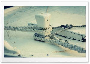 Boat Ropes HD Wide Wallpaper for Widescreen
